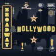 """Broadway & Hollywood"""