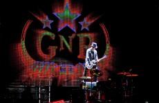Przed koncertem Guns N` Roses