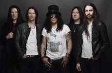 """Slash prezentuje nowy singiel zapowiadający płytę  """"Living The Dream"""""""