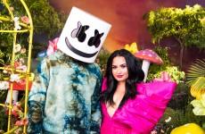 "Demi Lovato i Marshmello mówią: ""Ok Not To Be Ok"""