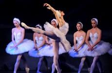 Dzień z życia baletnicy (video)