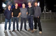 """Nick Mason prezentuje """"Saucerful Of Secrets Live At The Roundhouse"""""""