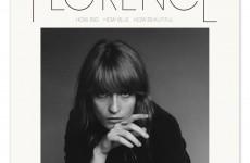 Florence and the Machine na Coke Live Music Festival