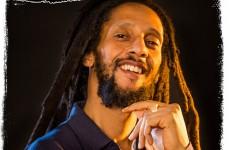 """Julian """"JuJu"""" Marley gwiazdą Ostróda Reggae Festival"""