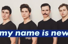 Showcase projektu My Name Is New