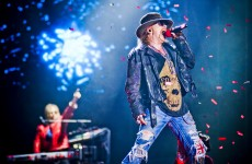 Nasza relacja z koncertu Guns N' Roses: Powrót w chwale