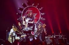 """Foo Fighters ogłaszają nową płytę """"Concrete and Gold""""! Premiera - 15 września!"""