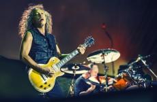 Metallica udostępniła kolejny koncert!