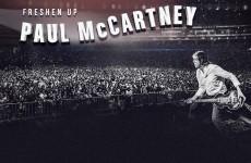 Paul McCartney jeszcze w tym roku wystąpi w Krakowie!
