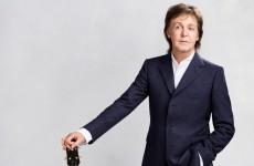 """Paul McCartney z premierowym utworem """"Get Enough"""""""