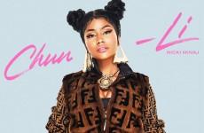 Płyta Nicki Minaj trafiła do sprzedaży!