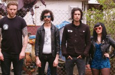 Chris Georgiadis (Turbowolf) zaprasza na marcowe koncerty