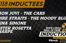 Poznaliśmy listę przyszłorocznych laureatów Rock & Roll Hall of Fame!