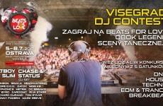 Konkurs dla DJ-ów - Zagraj na festiwalu Beats For Love