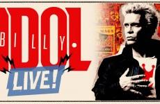 Billy Idol po raz pierwszy w Polsce – bilety już w sprzedaży!