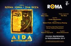 Musical AIDA - start sprzedaży biletów