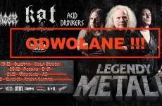 Legendy Metalu odwołane!