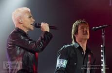 Tylk u nas! Zdjęcia z koncertu Roxette z Ostrawy!