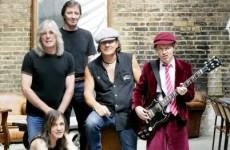 AC/DC koncertowo