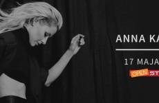 Ania Karwan zaprezentuje w Stodole swój najnowszy teledysk!
