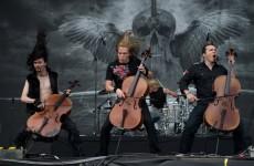 Apocalyptica gwiazdą Krakowskich Juwenaliów 2012