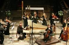Muzyka baroku na Zamku Kliczków
