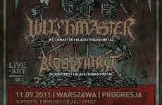 Aura Noir na dwóch koncertach w Polsce już za miesiąc