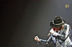 Zabierz róże na koncert Guns'n'Roses