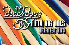 Świętowanie 50. rocznicy powstania zespołu The Beach Boys trwa