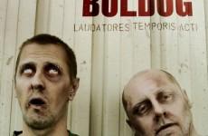 Buldog ujawnia okładkę płyty