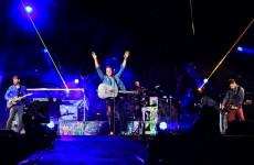 Coldplay dziękuje fanom z Polski
