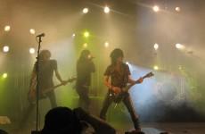 Deathstars rozgrzeje przed Rammstein