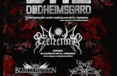 Dodheimsgard i Gehenna już za trzy tygodnie w Katowicach