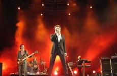 Supermodelki panikują z Duran Duran