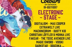 Colours of Ostrava 2017: Przedstawiamy line-up Electronic Stage