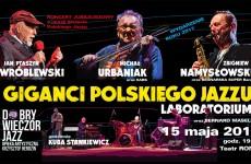 Giganci Polskiego Jazzu w Teatrze ROMA