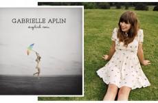 """Gabrielle Aplin """"English Rain"""""""