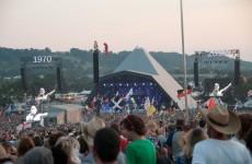 U2 gwiazdą Glastonbury