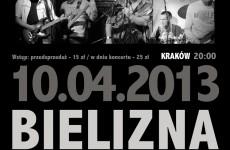 Bielizna w piątek w Krakowie