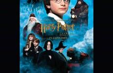 Zobacz jak wygląda wieczór magii i muzyki z Harrym Potterem