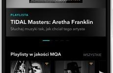 TIDAL Masters od dzisiaj dostępny na Androidzie