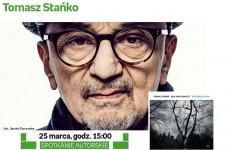 Tomasz Stańko: spotkanie w Empiku Nowy Świat już jutro