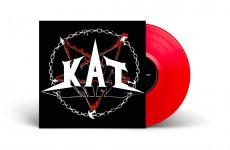 """KAT - """"Metal And Hell"""" na czerwonym winylu z okazji 40-lecia zespołu!"""