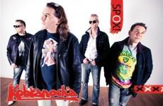 Support koncertu Scorpions w Tarnowie