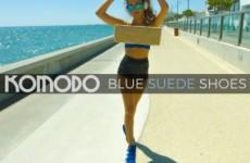 """Posłuchaj wakacyjnej wersji hitu """"Blue Suede Shoes""""!"""