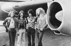 Led Zeppelin na szczycie Topu Wszech Czasów