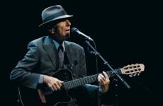 Posłuchaj premierowego Leonarda Cohena