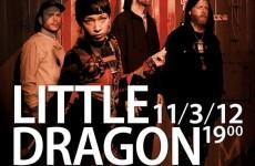 Little Dragon już w marcu we Wrocławiu
