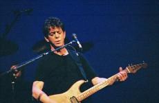 Lou Reed dumny z nagrań z Metallicą
