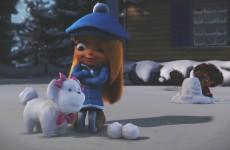 """""""Mariah Carey z bożonarodzeniowym filmem animowanym i ścieżką dźwiękową już w listopadzie!"""
